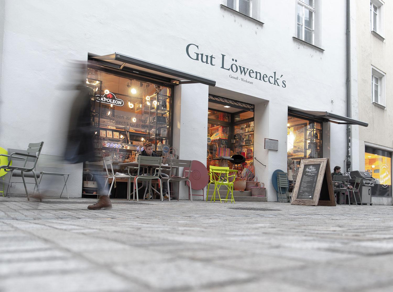 Genusswelt Gut Löweneck